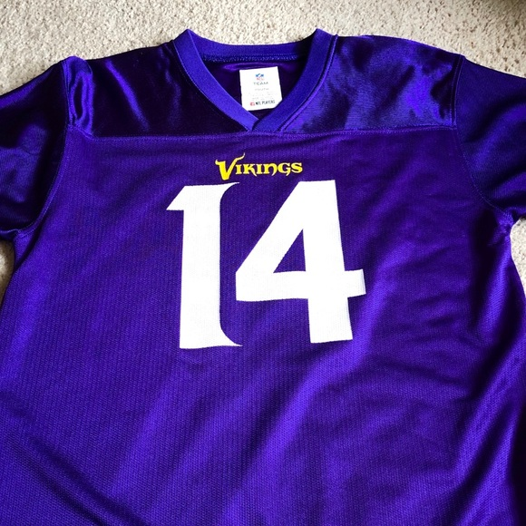 online store 33f39 dc3c2 Stefon Diggs Vikings Jersey xs adult/xl kids size